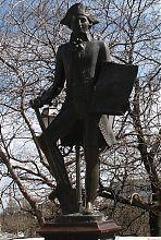 Одеський пам'ятник Осипу де Рібасу
