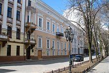 Будинок Маюрова на Приморському бульвари Одеси