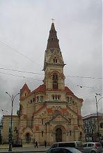 Одесская лютеранская кирха