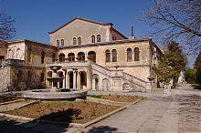 Херсонесское здание отдела средневековой истории