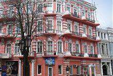 Прибутковий будинок Гагаріна на розі з Катерининської площею в Одесі