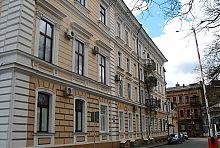 Північний фасад будинку Потоцького-Маразлі на Приморському бульварі