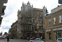 Прибутковий будинок Григор'євої в Одесі