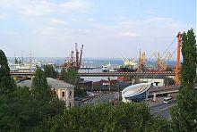 Магістральний шляхопровід ім. Н. Павлюка в Одесі