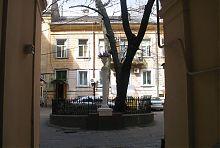 Внутренний двор одесского дома по Гоголя 6