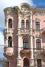 Ризаліт одеського готелю Бристоль