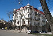Одеський прибутковий будинок Іракліді в Одесі