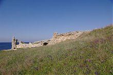 Херсонесская западная оборонная стена
