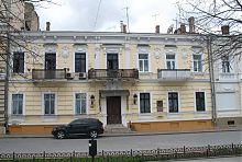 Дом Серато и Верани в Одессе на Приморском