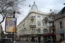 Прибутковий будинок Скаржинської на Катерининській в Одесі