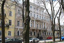 Особняк Орлова на Приморском бульваре Одессы