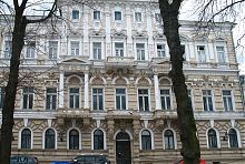 Доходный дом Лерхе в Одессе по Приморскому 5