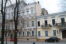Дом Брозина по Приморскому 5 Одессы