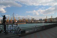 Одесский залив у Морского вокзала