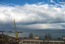 Южный вход в Одесскую бухту