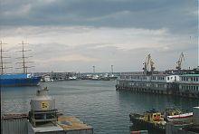 Каботажная гавань Одесского залива