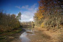 Великоанадольский Парковый пруд