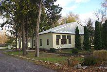 Корпус лісового коледжу в Графському