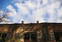 Западный фасад дома лесника в Великоанадолье