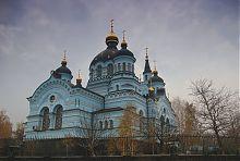 Хори храму Різдва Пресвятої Богородиці в Новоекономічному