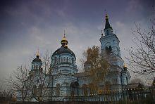 Церква Різдва Пресвятої Богородиці в Новоекономічному