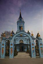 Дзвіниця церкви Різдва Богородиці