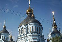 Купола новоекономічної церкви
