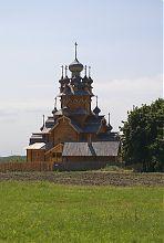 Всіхсвятський храм Святогірської лаври
