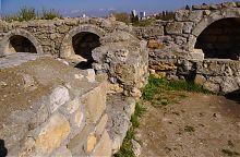 Херсонесский Храм с аркосолиями