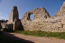 Херсонеська вежа у Південних воріт