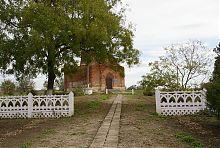 Церковь святого архангела Михаила в Тихоновке