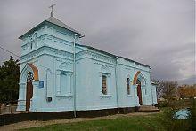 Церква Різдва Пресвятої Богородиці в Новопилипівці