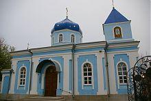 Северный фасад мелитопольского Александро-Невского собора
