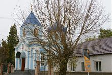 Александро-Невский собор в Мелитополе