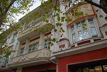 Балконы северной части дома купца П. Черникова