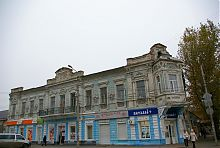Доходный дом И.А. Минаша в Мелитополе