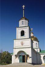 Храм Покрова пресвятої Богородиці в Гришине