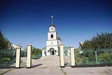 Храм Покрова Богородиці у Гришине