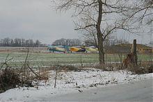 Спортивный аэродром в Валерьяновке