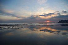 Осіннє Азовське море