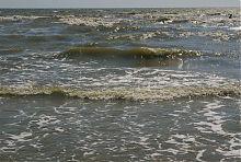 Літній азовський прибій (р-н Маріуполя)