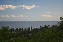 Азовське море (Правий берег Маріуполя)