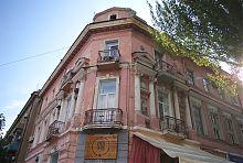 Кутовий фасад будинку маріупольського голови Юр'їва