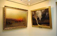 Картины Бердянской художественной галереи им. Бродского