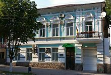 Редакция газеты Приазовский рабочий в Мариуполе