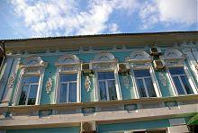 Лепной декор особняка Гофа на Екатерининской
