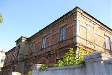 Північно-західний фасад Вищого училища для дівчаток в Маріуполі