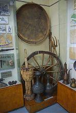 Предметы средневекового быта жителей Приазовья (музейная коллекция)