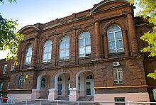 Александровская гимназия в Мариуполе