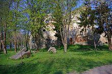 Южная бастея Бережанского замка